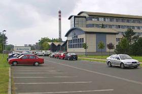 Sídlo společnosti PREST